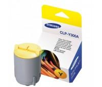Картридж желтый Samsung CLP-300 / CLX-2160 / 3160 ,оригинальный