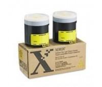 Картридж желтый Xerox Docucolor DC 12 (2 тубы) ,оригинальный