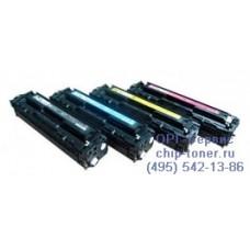 Картридж голубой Cartridge 716C ,совместимый