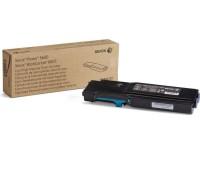 Картридж голубой повышенной емкости для Xerox Phaser 6600 ,WC 6605/6655 ,оригинальный
