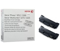 Набор тонер-картриджей Xerox Phaser 3052 /3260 , WorkCentre 3215 / 3225 ,оригинальный
