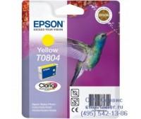 Картридж желтый Epson Stylus Photo P50 / PX650 / PX660 ,оригинальный