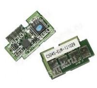 Чип голубого картриджа Samsung CLX-4195