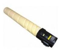 Картридж желтый Konica Minolta bizhub C554 ,совместимый