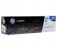 Картридж голубой HP Color LaserJet CP1215 / CP1515 / CP1518 / CM1312 ,оригинальный