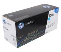 Картридж голубой HP Color LaserJet Enterprise CP5520 / CP5525 / M750 ,оригинальный