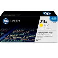 Картридж Q2682A желтый для HP Color LaserJet 3700 оригинальный