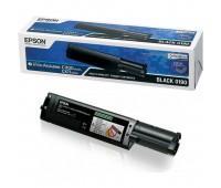 Картридж черный Epson AcuLaser C1100 / CX11N ,оригинальный