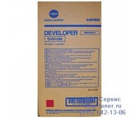 Девелопер пурпурный bizhub PRESS C6000,  C7000,  C7000P/PRO C5500,  C5501,  C6000L,  C6500e,  C6501e,  C65hc
