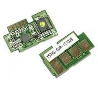 Чип желтого картриджа Samsung CLX-4195