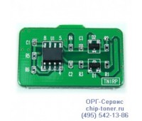 Чип желтого картриджа Samsung CLP-610ND/660N/660ND