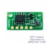 Чип пурпурного блока проявки Konica Minolta bizhub C250 / C250Р / C252 / C252P