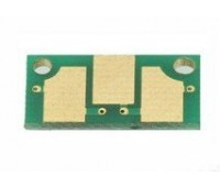 Чип желтого тонер-картриджа Minolta Magicolor 2400