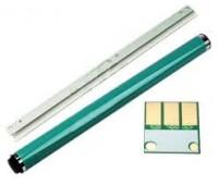 Комплект восстановления цветного фотобарабана Develop ineo +224 (фотовал,  лезвие,  чип) совместимый