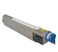Картридж желтый Oki C9650 / OKI C9850 совместимый