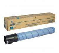 Тонер-картридж голубой Konica Minolta bizhub C454 / C454e / C554 ,оригинальный