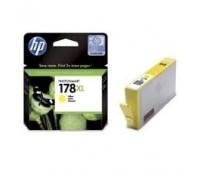 Картридж желтый HP 178XL повышенной емкости,  оригинальный