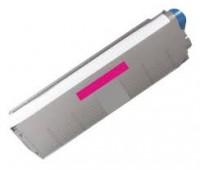 Картридж пурпурный OKI C9300 совместимый