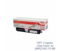 Картридж пурпурный Oki  C110 / C130 / MC160,  оригинальный
