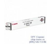 Картридж черный Canon C- EXV29Bk,  оригинальный