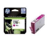 Картридж пурпурный HP 178XL повышенной емкости,  оригинальный