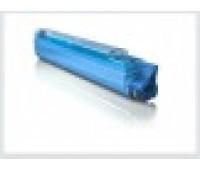 Картридж голубой Oki C9655 / C9655N ,  совместимый